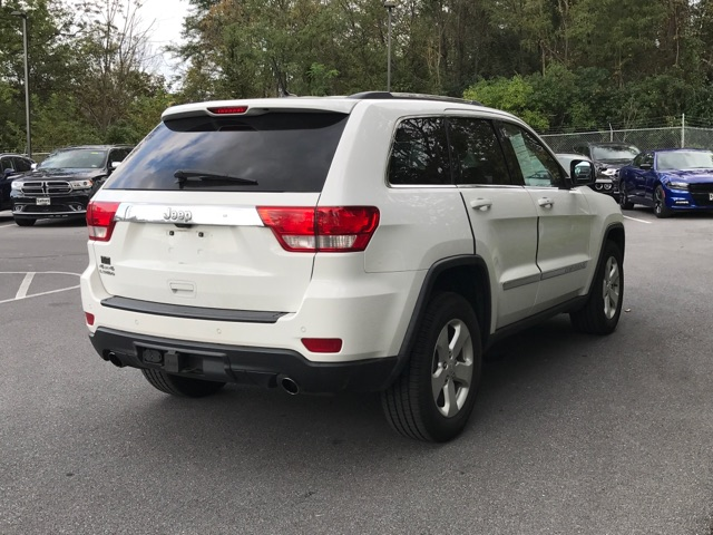 Certified Pre Owned 2013 Jeep Grand Cherokee Laredo Altitude