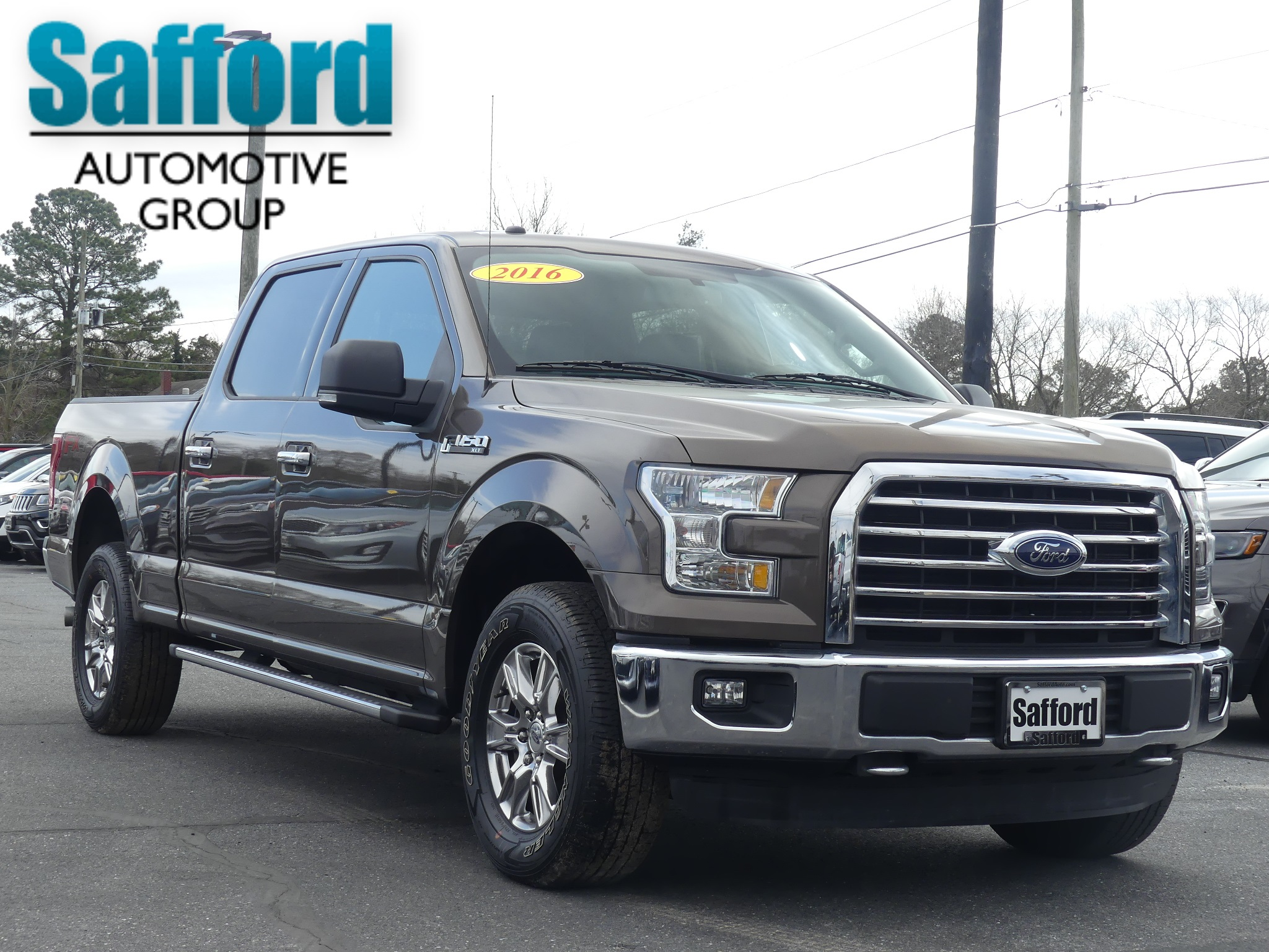 Pre Owned 2016 Ford F 150 Xlt