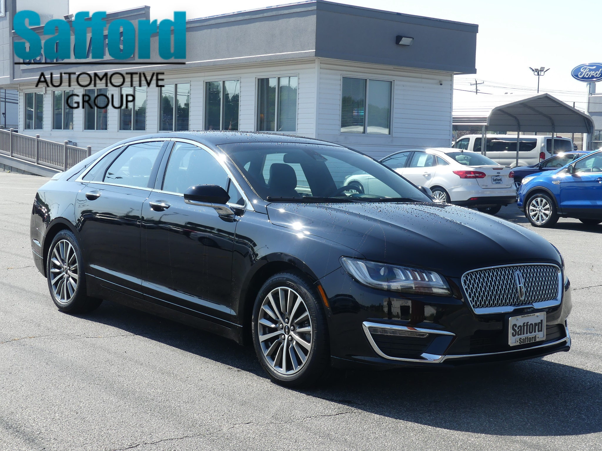 Pre Owned 2017 Lincoln Mkz Select