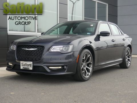 Certified Pre-Owned 2018 Chrysler 300 S