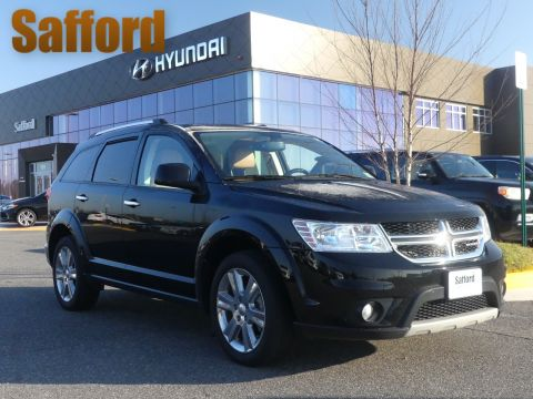 Certified Pre-Owned 2015 Dodge Journey Limited